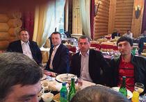 Встреча перед «саммитом»