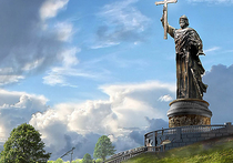 Власти отказались от установки памятника князю Владимиру на Воробьевых горах
