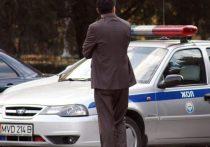 В Бишкеке пьяный сотрудник ГКНБ сбил милиционера