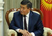 Премьер-министр КР выдвинут на пост президента страны