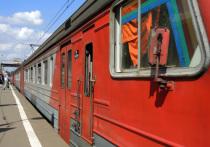 Юный граффитчик погиб под колесами электрички в Москве